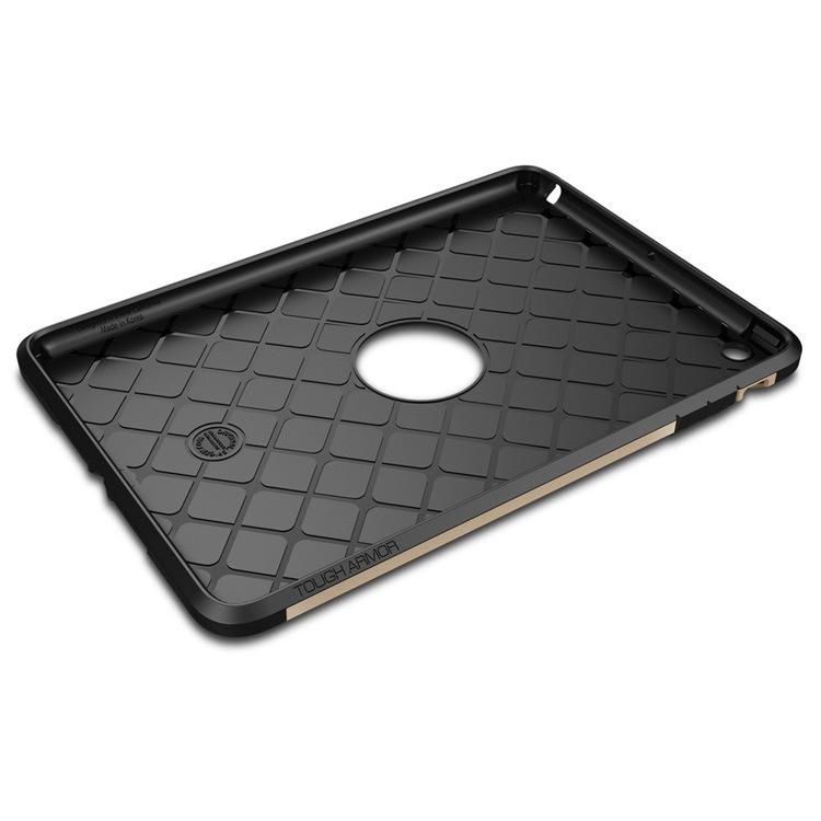 for iPad Air 5 SGP Spigen Tough Armor PC+TPU Case