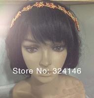 Ювелирное украшение для волос Factory price Nice flower rhinestone bridal Crown best gif for beautiful bride wedding dress accessories