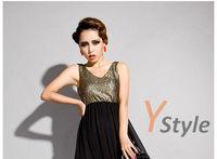 Платье на студенческий бал Y Style , Drop Y-PA-D-01