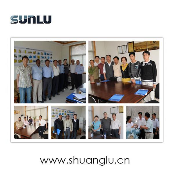 SUNLU customer