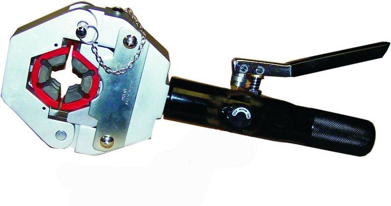 AC Repair Tools Handheld AC Hose Crimping Tool Kit