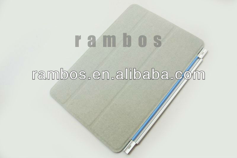 For iPad mini Magnetic Fold Smart case