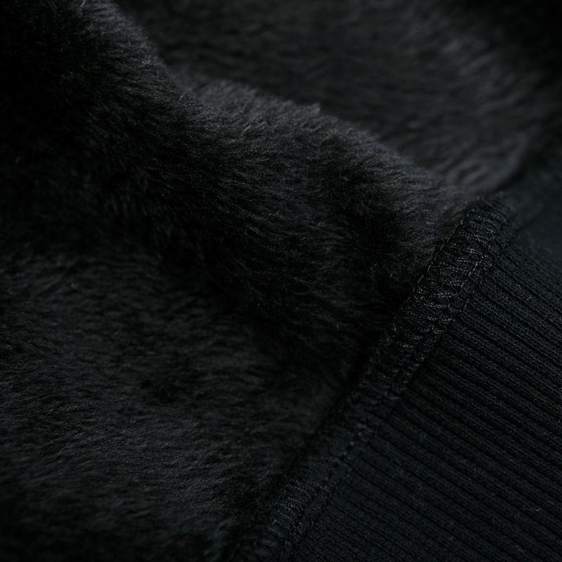 2015 New Design Preto Inverno do Velo Dos Homens TShirt Longo Da Luva de Impressão & T-shirt Impressão