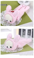 Сумка для канцелярии RilakkumaEasily bear Play the Bunny Plush Pencil Case Plush Pencil Case O1215 Rilakkuma Bear