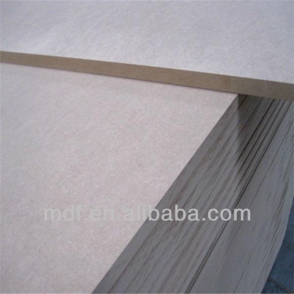 M lamine mdf slatwall panneau avec insert en aluminium for Panneau melamine brico depot