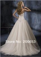 white wedding dress A5000