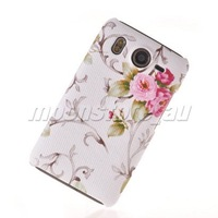 Чехол для для мобильных телефонов LEOPARD HARD LEATHER RUBBER BACK CASE COVER FOR HTC DESIRE HD G10