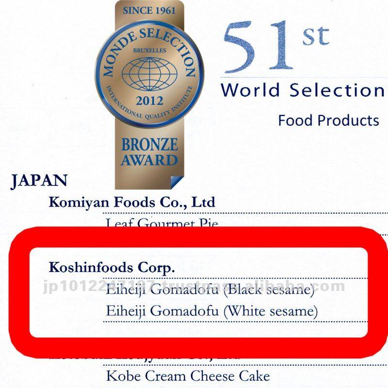 Importeur von sesam( sesam tofu)