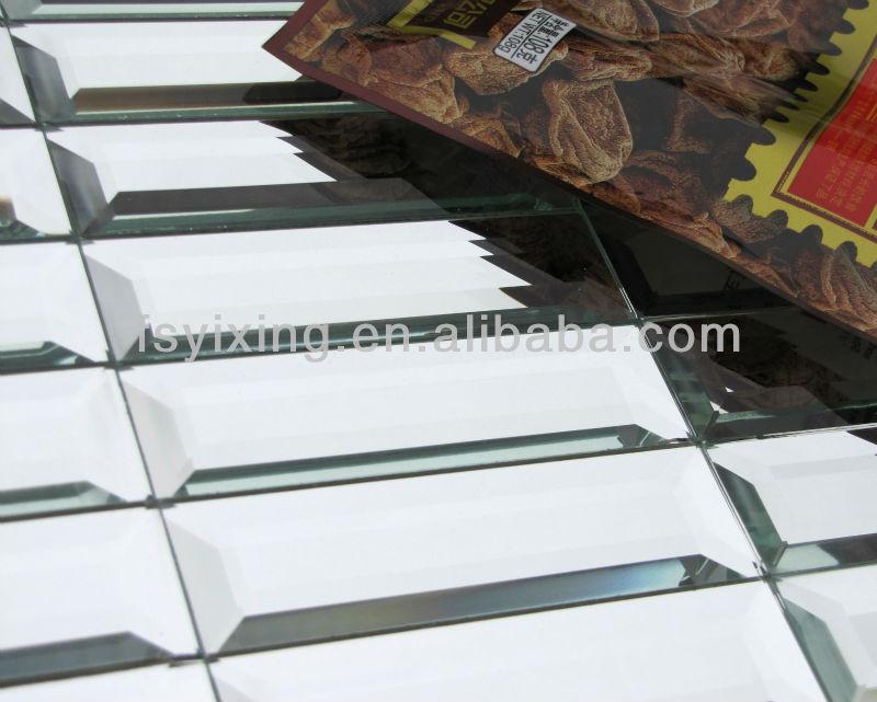 Md18 striscia specchio di vetro mattonelle della parete del ...