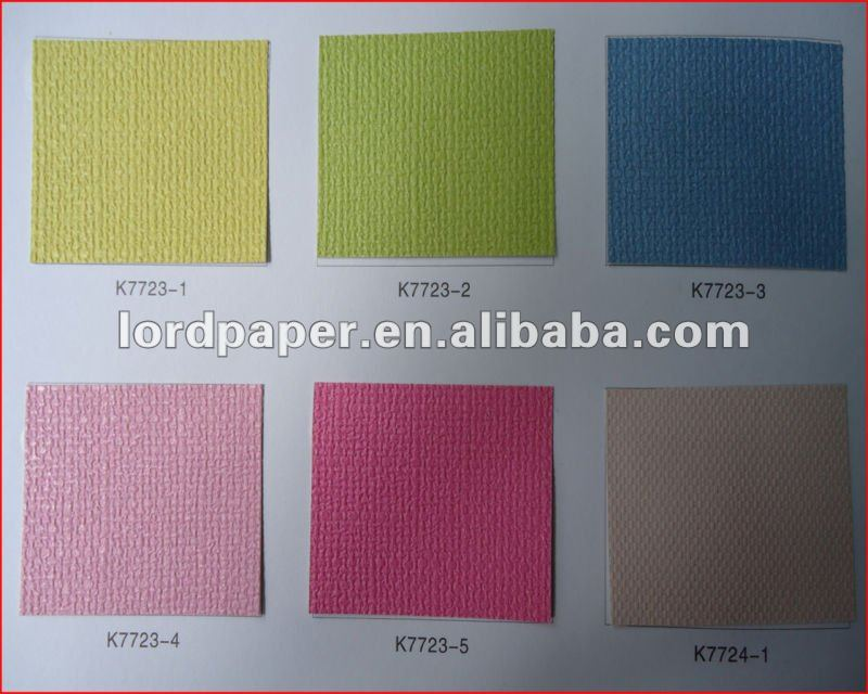 2013 new style of pvc wall paper for wrapping design