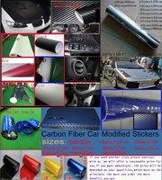 """Наклейки 58cmx127cm Carbon Fibre sticker Vinyl Sheet 23"""" x 50"""" White color"""