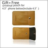 Мобильный телефон THL V9 android 2.3 MTK6575 1GHz WCDMA+GSM dual SIM cards WiFi Bluetooth GPS+AGPS WLAN AP 5MP camera 4.3 inch Sharp touch screen