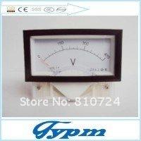 Измеритель величины тока High Quality Analog Volt Panel Meter