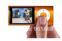 5th 8GB MP3 player 2.2 LCD Camera Scroll Wheel 1.3MP Camera Fashionable Mp3/ MP4 player