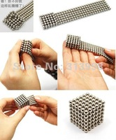 New Bucky BuckyBalls Magnetic Cube 216 Nickel 5mm Diameter Neo Funny Magnet Ball Novelty NEOCUBE 788BUK
