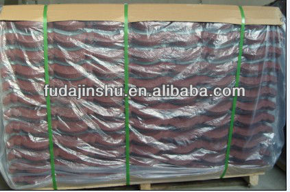 Stone coated metal roofing (factory)