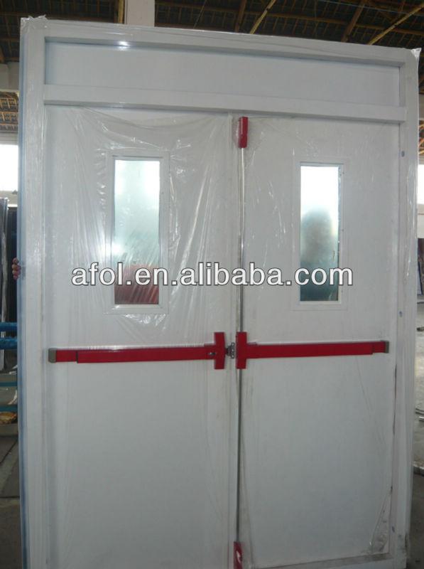 металлическая противопожарная дверь толщина стали 2 мм