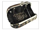 Free shipping colorful flower handbag classic fashion  women day clutch ladies evenging bags VKE13