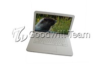 Ноутбук 14.1 inch Intel 2800 notebook with Windows 7 system DDR2 1GB hard disk 160GB Supporting external usb bluetooth