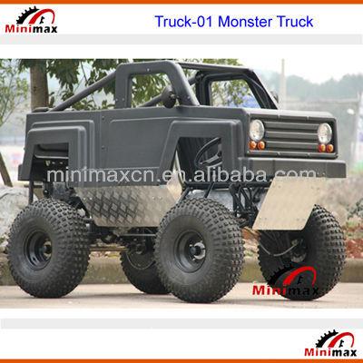 Monster Truck Big Foot Truck Big Wheel 150cc Engine
