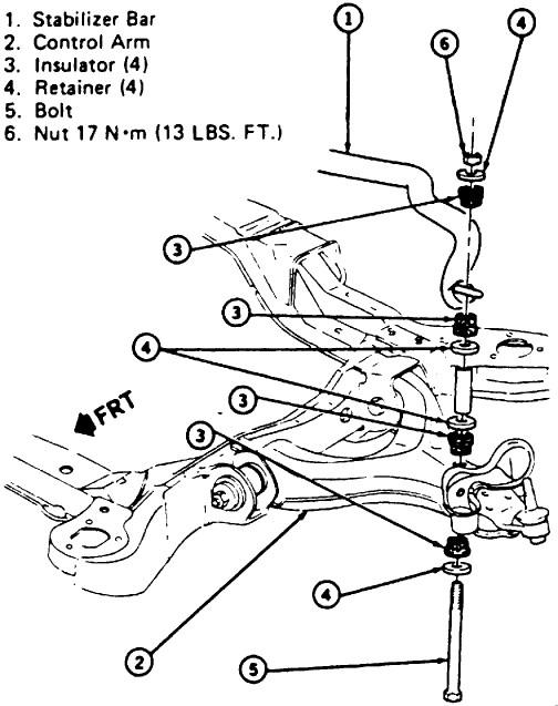 Suspension System Stabilizer Link OEM: 4A0505389, OEM Number ...