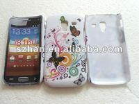 Чехол для для мобильных телефонов 100pcs/lot New Flower Hard Case Cover For Samsung Galaxy Ace 2 i8160