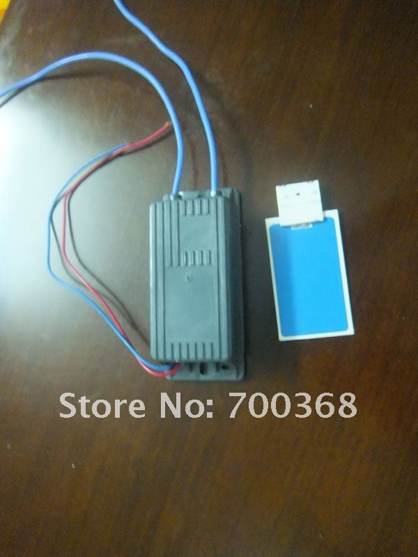 Free shipping by DHL DC12V 3.5G long life Ceramic Plate Ozone Generator for car Air Purifier 1pcs/lot