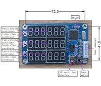 Драйвер двигателя 3 axis motor controller Digital Display Panel Product for 3 axis TB6560 CNC stepper motor driver board EG2246