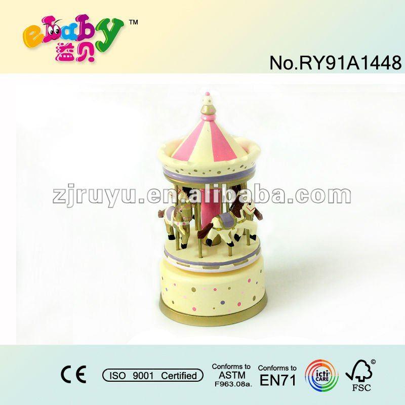 carousel musix box