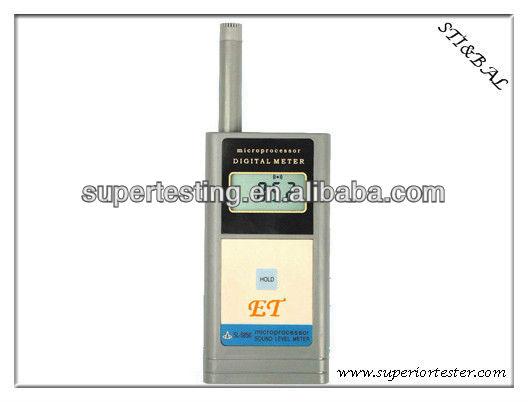 Melhor Preço Digital Sound Medidor de Nível DE SL-5866