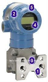 Rosemount 2051L Liquid Level Transmitter