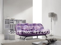 flannelette Beautiful practical fashion&modern design sofa bed -DA-31