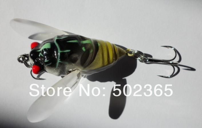 Рыболовная приманка цикада