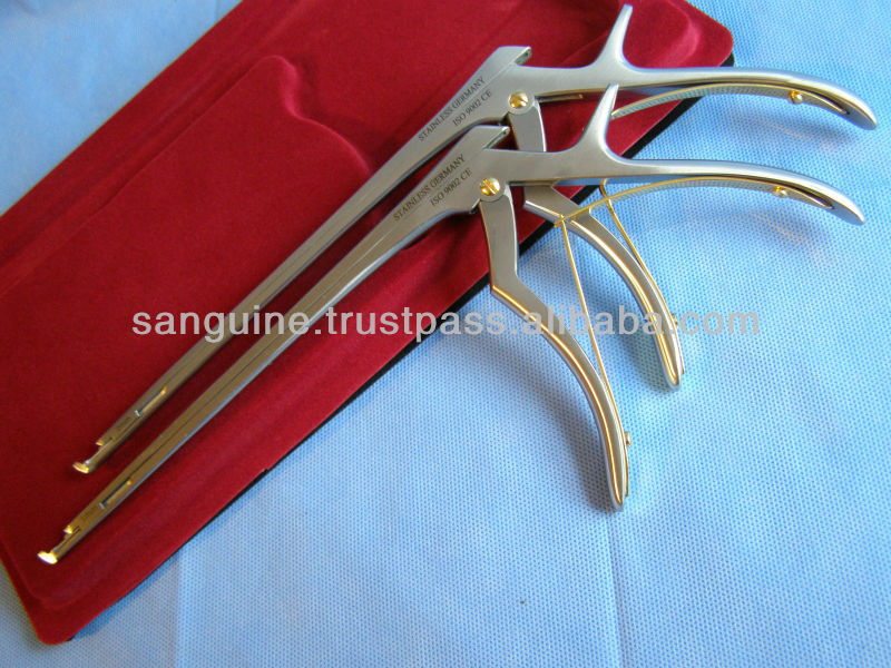 Rongeurs Surgical Instrument Rongeurs 7 Quot Obgyn Surgical