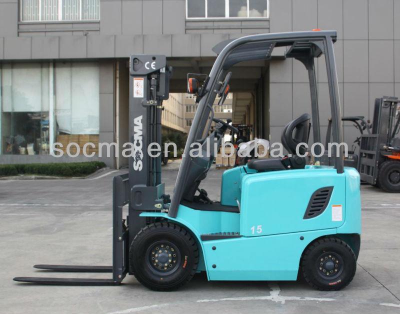 Socma Manufacturer Small Electric Forklift Dc Motor