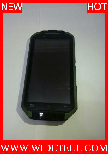 Rugged new shockproof dustproof waterproof 3G mobile phone-good price in Thailand