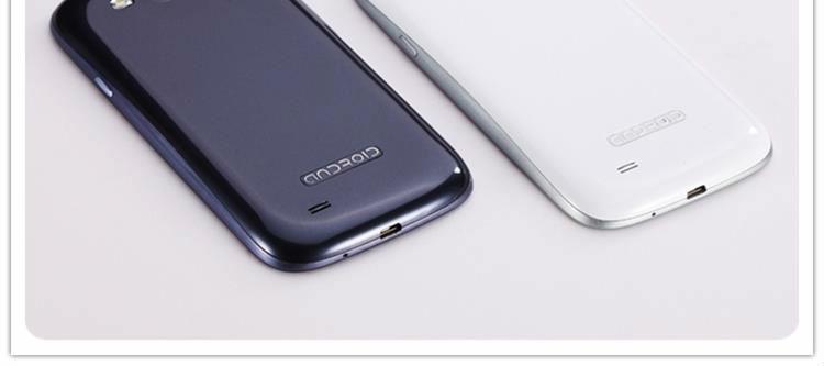 5.3 inch MTK6589 Quad Core 1.2GHz 1GB RAM No Brand Smart Phone
