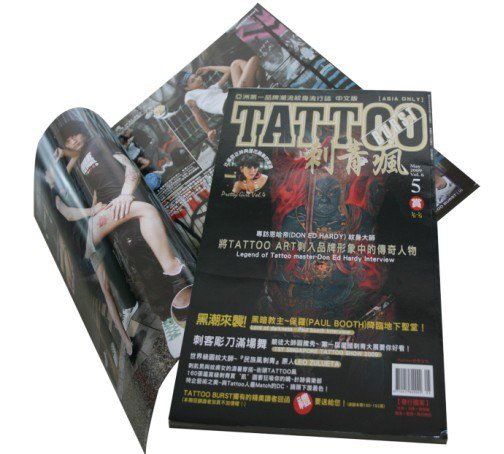body tattoo Chinese tattoo book Detailed description 1New tattoo designs
