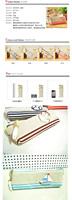 Наполнитель силикат кальция Fashion fisherman canvas Pencil / paper bags G105442