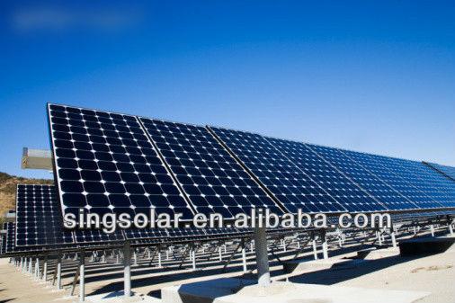 210W 30V Polycrystalline Solar Panel Price