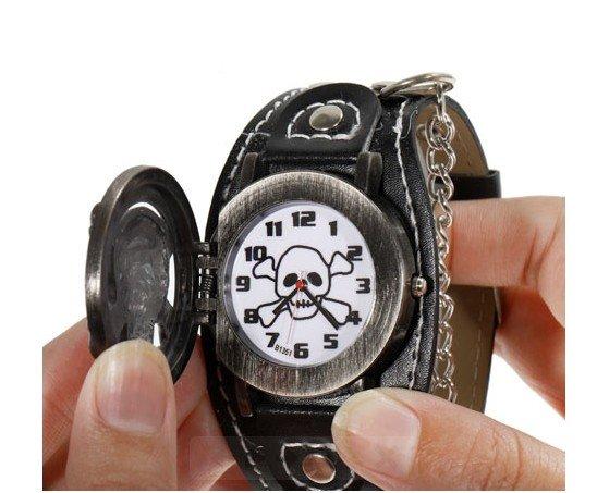 Мужские часы с черепом, купить часы-череп по лучшим ценам