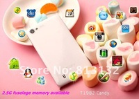 """TOOKY T1982 3.5""""  Android phone MTK6575+1G CPU+slim smart phone With gift (original soft case)"""