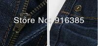 NEW FASHION STYLE DEEP BLUE MENS JEANS Pants Trousers SIZE W28 W29 W30 W31 W32 W33 W34 W35 W36 W38 A005