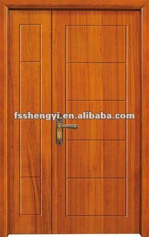 Simple Exterior Wooden Double Door Designs Buy Front