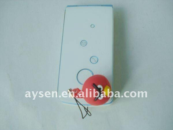 Милые красочные пластиковые мобильный телефон шарм