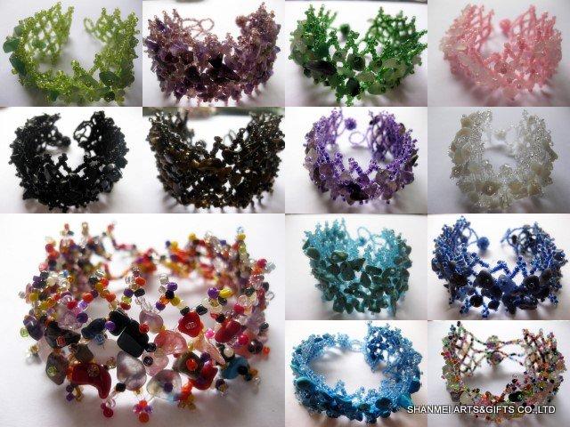 моды драгоценные украшения камень, полу - драгоценных камней бисера, полу - драгоценные камень, драгоценных и полу...