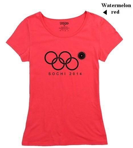 Женская футболка Sochiproblems ,