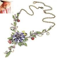 Ожерелья и Кулоны New Women's Style Necklaces CZ Diamond Necklaces Europe USA Hot Sale