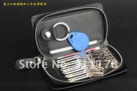Брелок для ключей Cowhide car key bag key ring