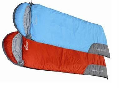 PH22307 ENVELOPE HOODED STYLE SLEEPING BAG